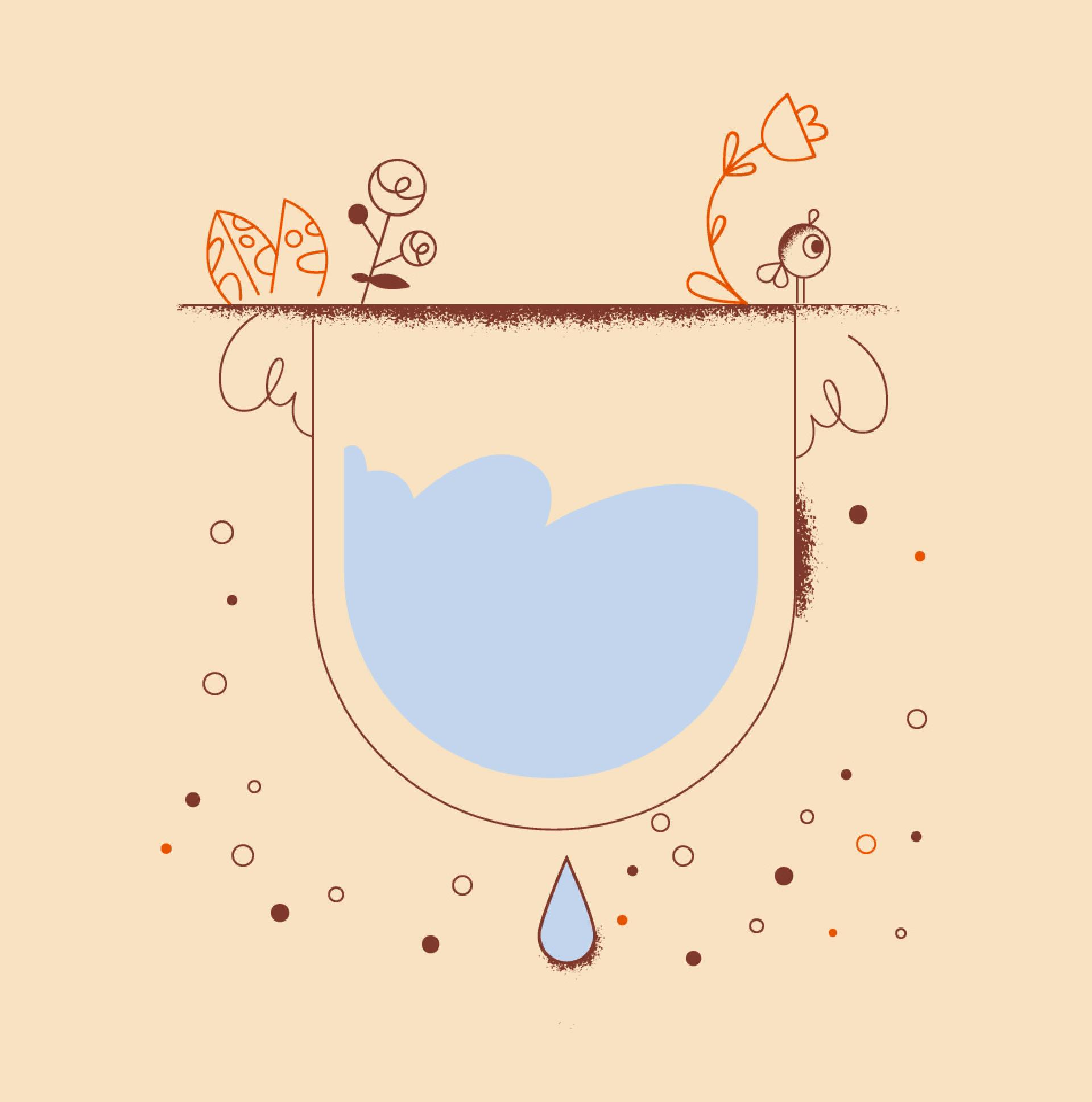 L'histoire de l'eau à un petit garçon | Maison de l'Arbre et de la Nature Chamberet